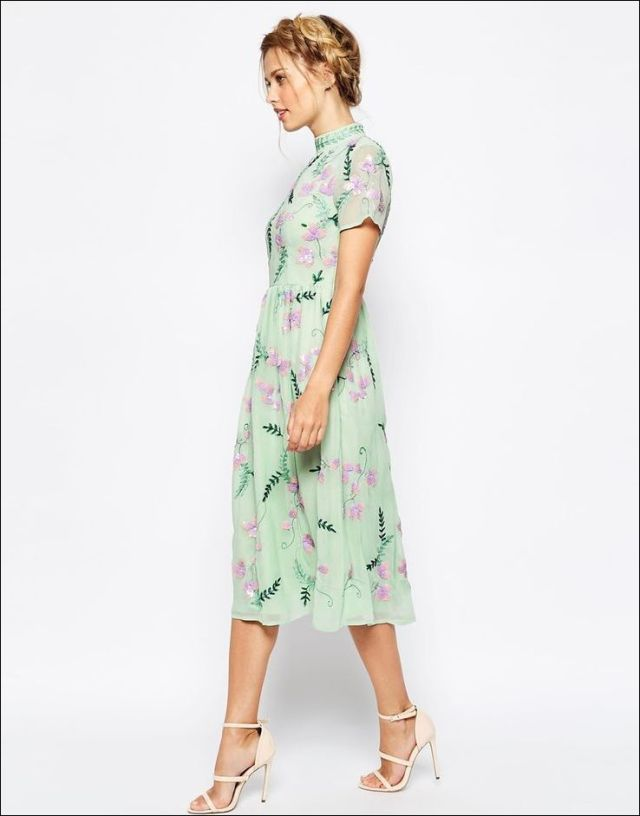 42 Beautiful Wedding Guest Dresses For Spring 2020 Best Inspiration Spring Wedding Guest Dress Wedding Guest Dress Wedding Guest Outfit