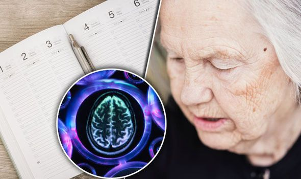Early vascular dementia symptoms: Difficulty planning could be a sign that youre at risk