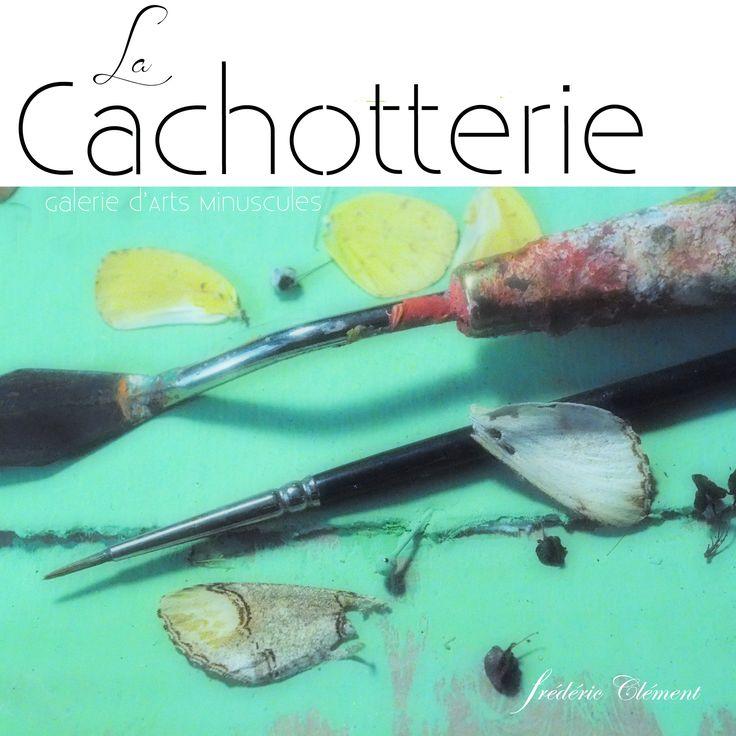 """Dans les coulisses de La Cachotterie ... behind the scenes of La Cachotterie  (a """"cachotterie"""", in french language, is a mystery ... to act secretively)"""