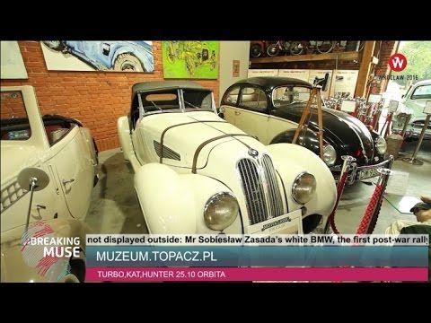 BREAKING MUSE: Muzeum Motoryzacji / Motoclassic in #Topacz #Wroclaw