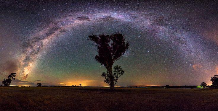 Milky Way Rainbow