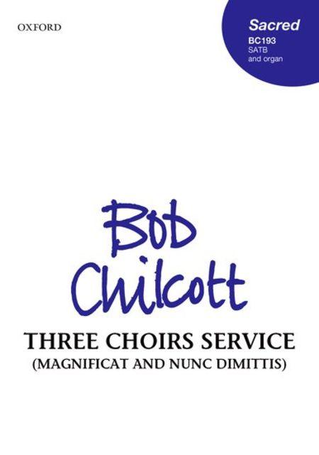 Three Choirs Service (Magnificat and Nunc Dimittis)