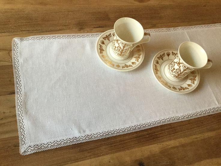 Tischläufer - Tischdecke Tischläufer  - ein Designerstück von ausstaffiert bei DaWanda