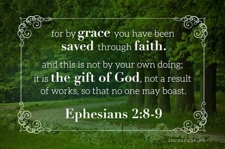 Ephesians 2:8-9 | Faith | Pinterest