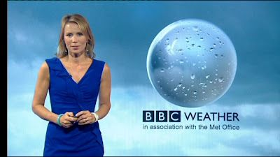 UK Regional News Caps: Dianne Oxberry - BBC North West Weather