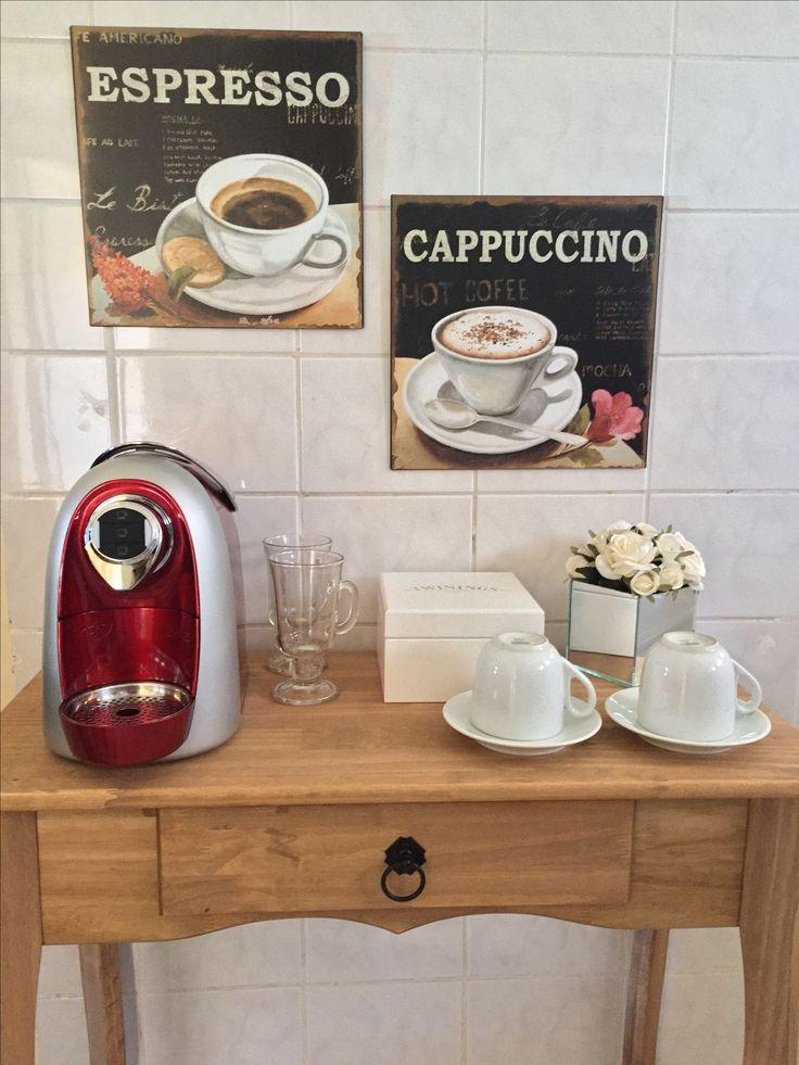 Cantinho do café ☕️ #coffee #cantinhodocafe #home #decor #inspiração