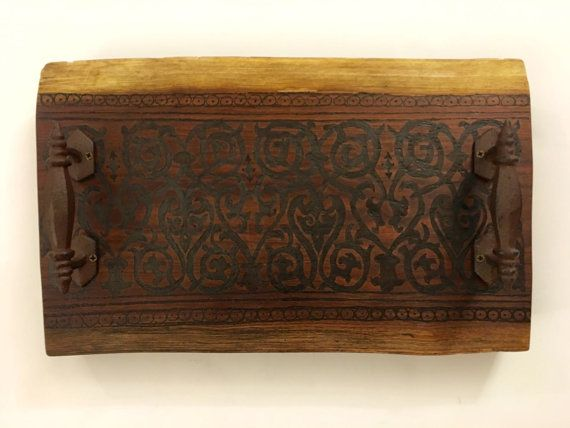 Ottoman Trays Home Decor Magnificent 30 Best Ottoman Trays Coffee Table Trays Home Decor Wood Trays Design Inspiration