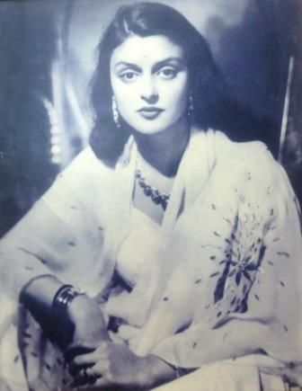 Maharani Gayatri Devi, a true Indian princess (Her Royal Highness Queen Gayatri Devi of Jaipur, India).