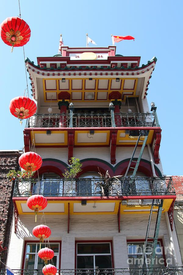 amazing structures 7 best Chinatown San Francisco