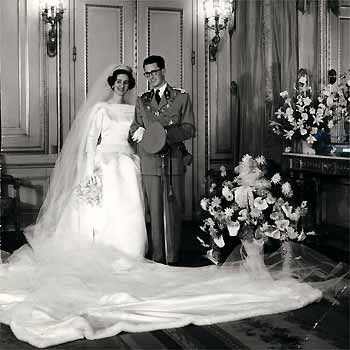 Baudouin wasn't even 21 years old when he became the King of the Belgians in 1951, following the abdication of his controversial father, Leopold III. After years of speculation, he surprised his country by announcing his engagement to Fabiola, a well-born Spanish nurse.