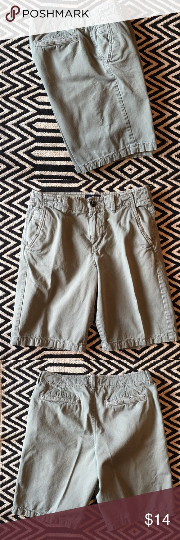 American Eagle Outfitters shorts Great condition. American Eagle Outfitters shorts. Size 29. 100% cotton. American Eagle Outfitters Shorts