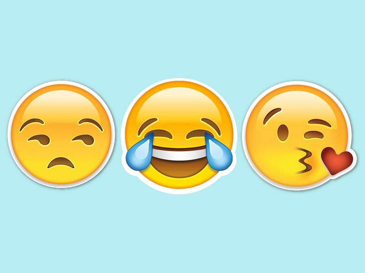 Emoji: for when you're truly at a loss for words.
