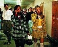 Cher and Dionne in the movie Clueless