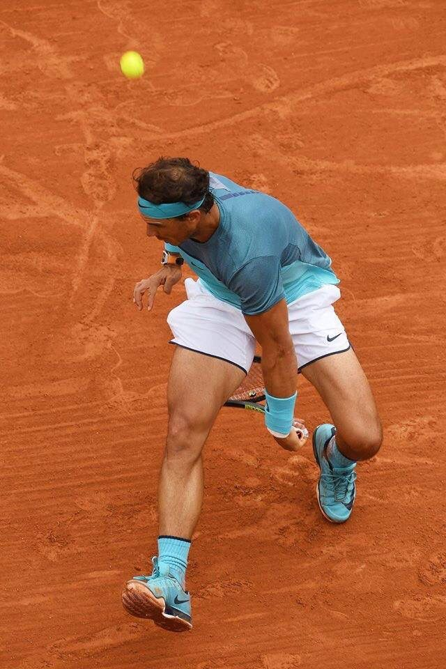 Rafael Nadal - French Open 2016
