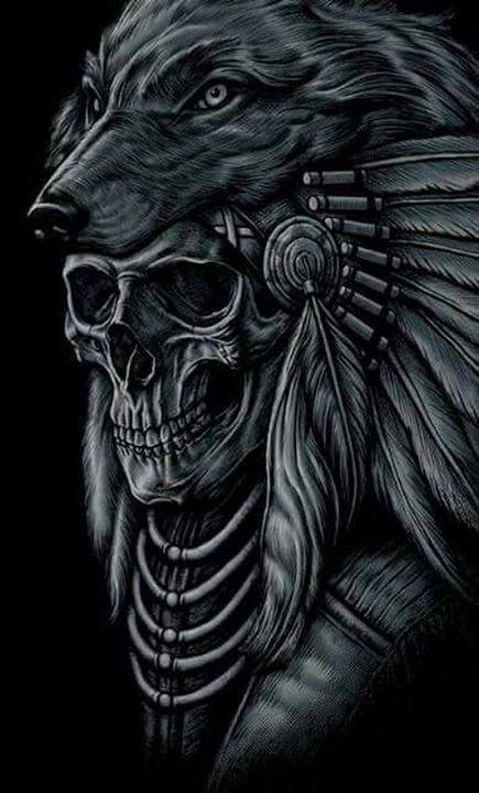 Skeletal Indian
