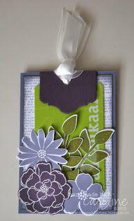Secret Garden gift card (intratuinbon) http://carooskaartjes.blogspot.nl/2013/10/secret-garden-cadeaubon-houder.html