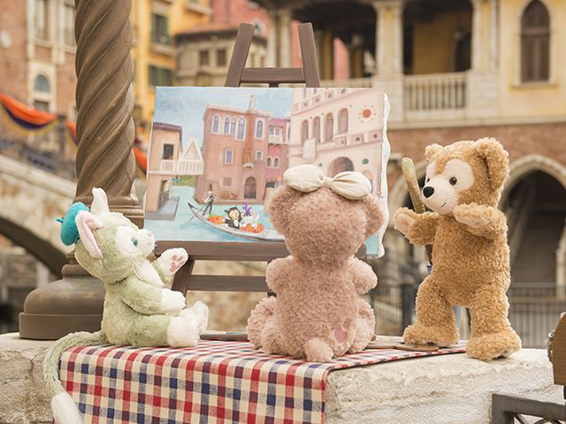 Need Gelatoni already have Shelliemay and Duffy
