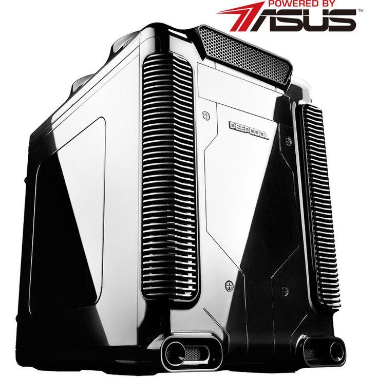 Sistem desktop Powered by ASUS FUSION