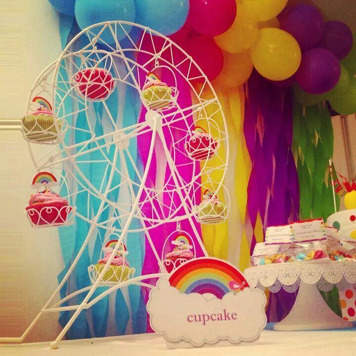 Rainbow partu by sweet d'elite