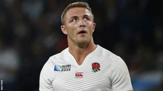 Sam Burgess: A scapegoat, a quitter, both - or neither? - BBC Sport
