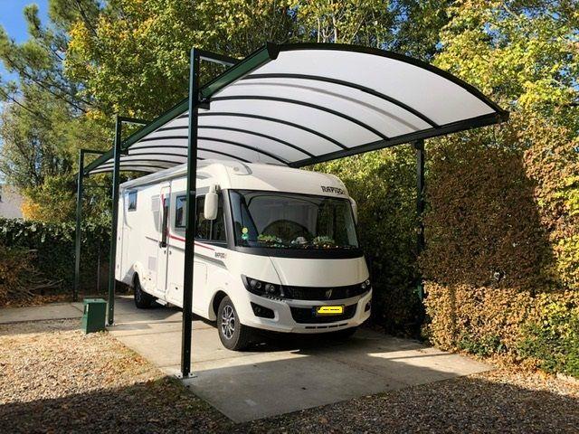 Camper Carport Camper Carport Monteur