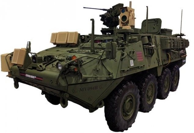 Laser Weapons Make Their Way Onto US Army Vehicles > ENGINEERING.com