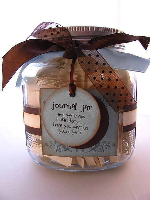 YW journal jar front by JSJ Studio,