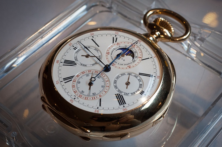 The Earliest Known Patek Philippe Grand Complication To Be Sold By Christie's Tomorrow In New York: Meet The Palmer Watch — HODINKEE - Wristwatch News, Reviews, & Original Stories