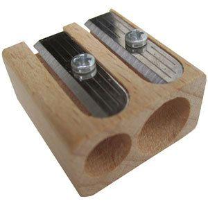 Wooden Pencil Sharpener -