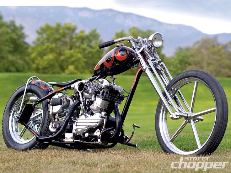 31 best images about old school choppers on pinterest - Old school harley davidson wallpaper ...