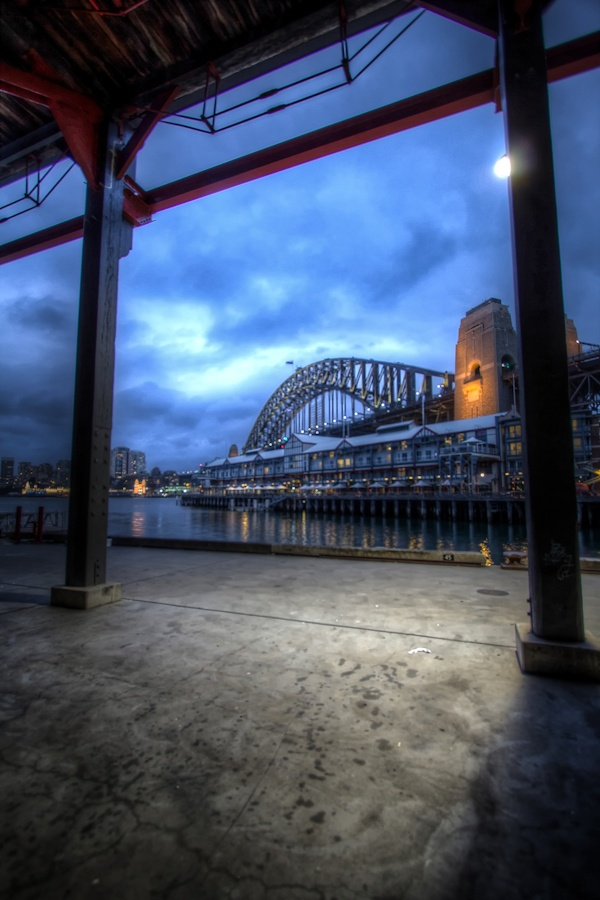 One of the photos from Stephen Hill of Photo Candy, who joined us on our photo walk.  =)    - http://www.photocandy.com.au/sydney-photowalk-part-1/