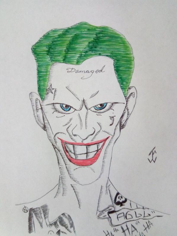 ComicJoker #guason #joker #drawing #draw #pen #art #comicdc #movie #batman #justiceligue