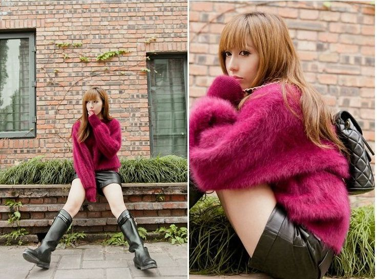 180 Best Warm And Fuzzy Images On Pinterest Furs Angora