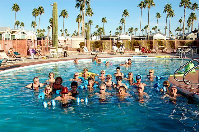Mesa Spirit Rv Resort At Mesa Arizona United States