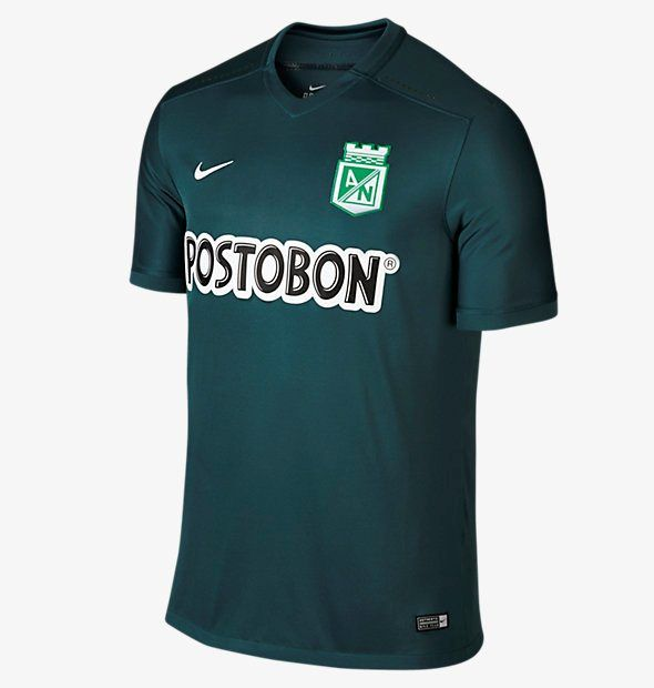 Atletico Nacional Away Jerseys 2015
