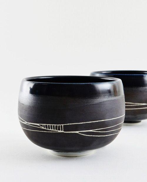 studio joo X ITO EN matcha bowls