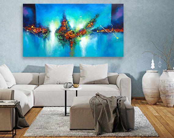 Living Room Abstract, Living Room Abstract Art, Living Room ...