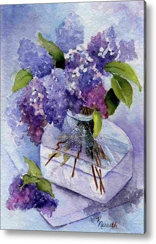 Kathy Nesseth Watercolors Fine Art America sold a print for me