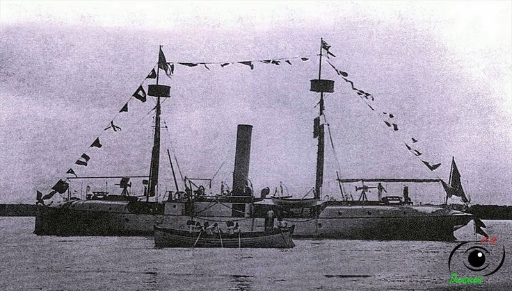 NRP Chaimite, Portuguese gunboat sent to Mozambique.