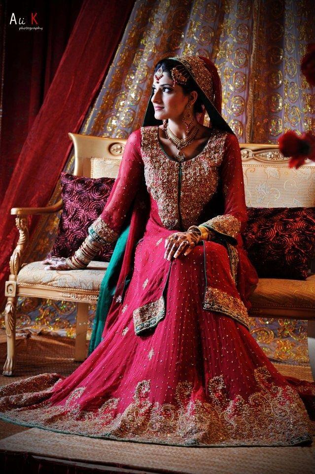 Pakistani Wedding Dresses   Pakistani Bridal Dresses 2014 8