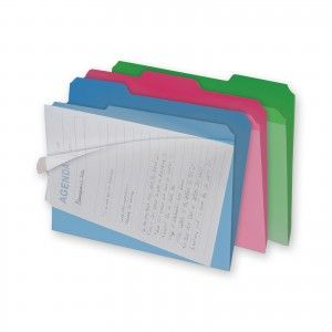 store presentation documents resumes or other important material in find it clear view interior