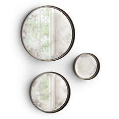 Traditional Wall Mirrors - Contemporary Wall Mirrors - Grandin Road