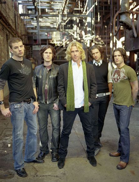 Collective Soul. Pretty much forever my favorite...they are even better live!