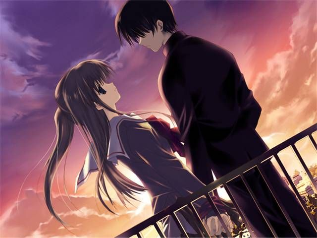 manga couples | Romantic Anime Couple - Anime & Manga Picture
