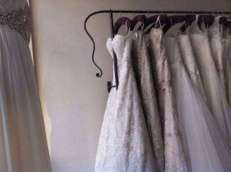 Weddingdress store in Oxford