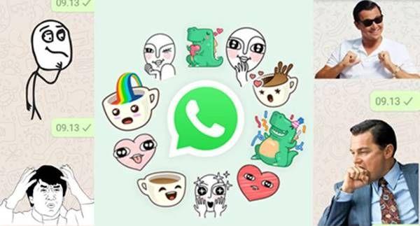 Cara Membuat Stiker Wa Sendiri Di Android Termudah Stiker Android Pengeditan Foto