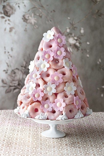 Ever get the feeling you may be suffering from 'I do' déjà vu? Seen one cupcake tower too many? Then here's how to make your day even more gorgeous, as seen on BridesMagazine.co.uk (BridesMagazine.co.uk)