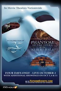 The Phanton of the Opera returns to our theaters 5/21/12!!!