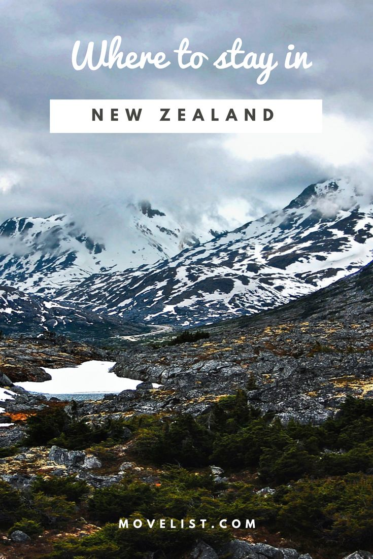 """Where can you stay in New Zealand when you first land?  One of the first questions that you will want to answer when moving to a new country is """"where am I going to live?"""" Away from the comforts of home, having a warm, safe and supportive environment is key to settling in and finding your feet."""