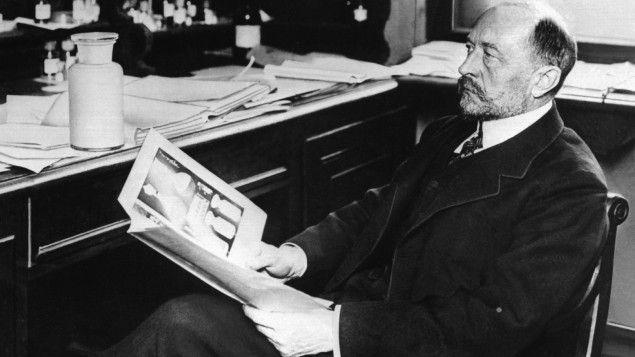 #100. Todestag von Emil von Behring - Bakteriologe, Nobelpreisträger und ... - Deutschlandradio Kultur: Deutschlandradio Kultur 100.…